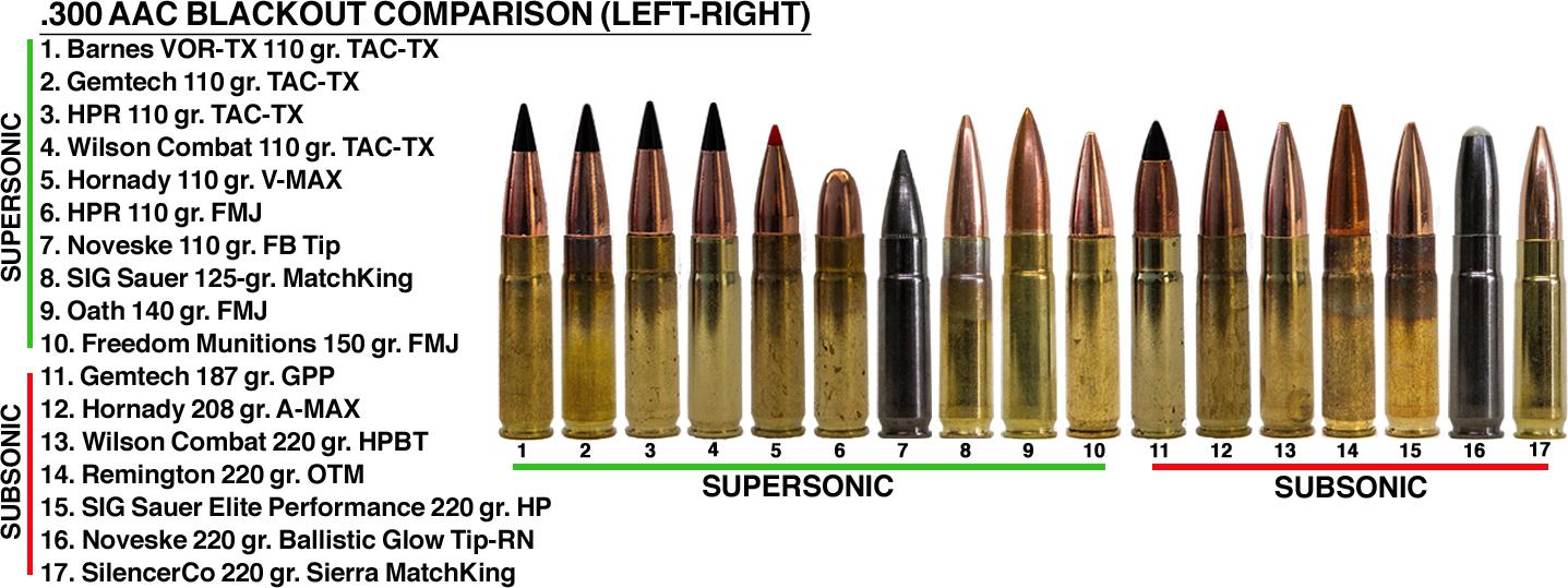 .300 blackout ammo