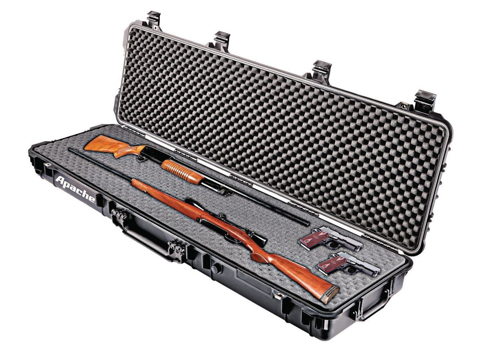 rifle case air travel