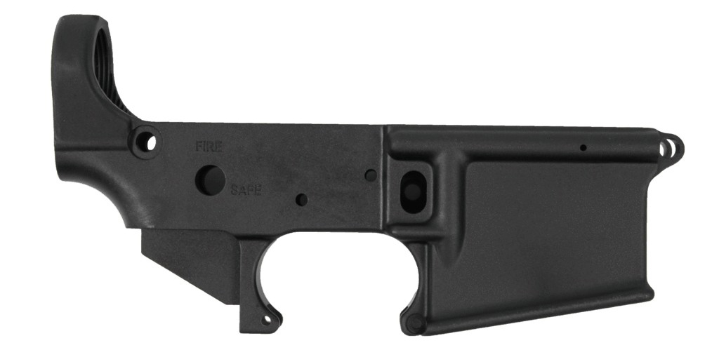 standard stripped lower receiver