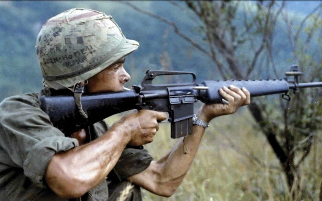 m16 rifle