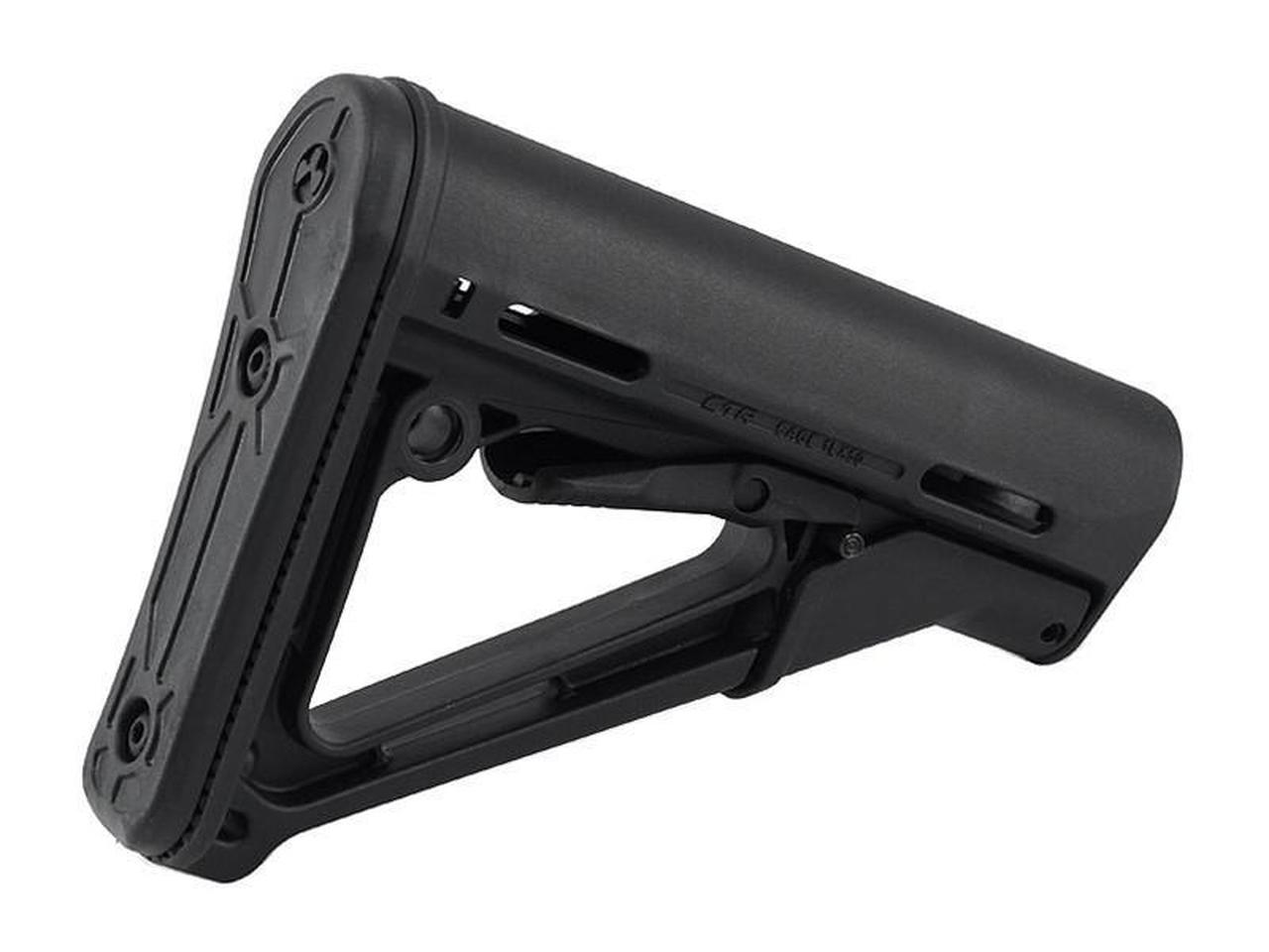 The very popular Magpul CTR Stock