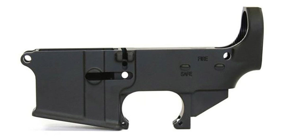 7075-t6 aluminum lower receiver